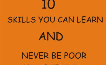 10 Skills You Can Learn Online And Never Be Poor